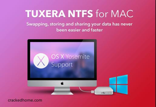 Tuxera NTFS Cracked free