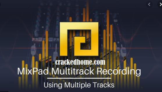 Mixpad Cracked fully
